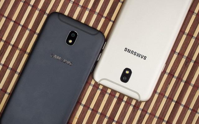 Samsung Mid-range Smartphone