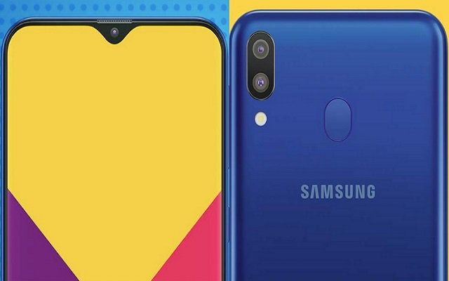 Samsung Galaxy M20 Image Reveals that the Device is not Impressive