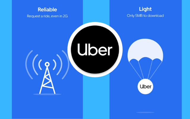 Uber lite for pakistani riders
