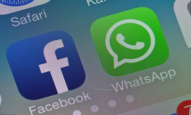 WhatsApp Becomes the Most Popular App Leaving his Father Facebook Behind