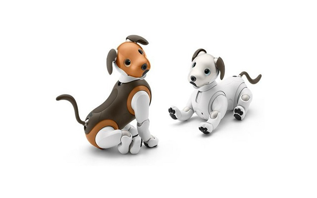 Sony Dog Robot Aibo is Now Available in Chocolate
