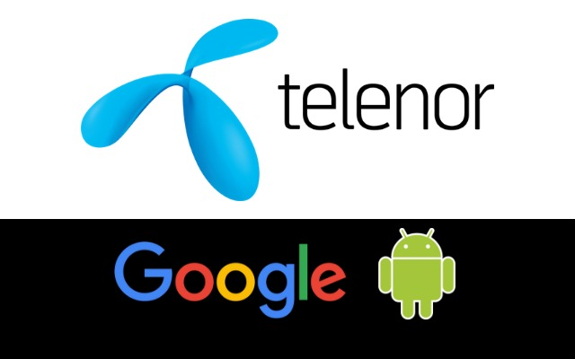 Telenor to Launch Digital Solution with Google for Android Users to Ease Data Top-up
