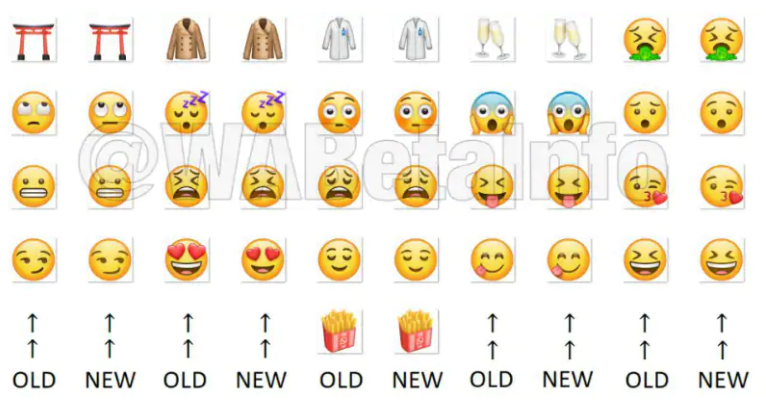 WhatsApp Latest Update Brings 21 New Emojis For Android Users