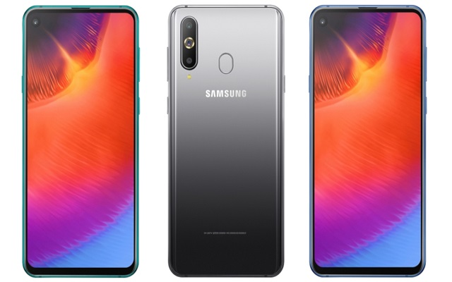Samsung Galaxy A9 Pro 2019 Debuts With Infinity-O-Display