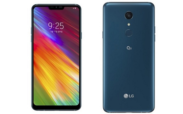 LG Q9 Goes Official