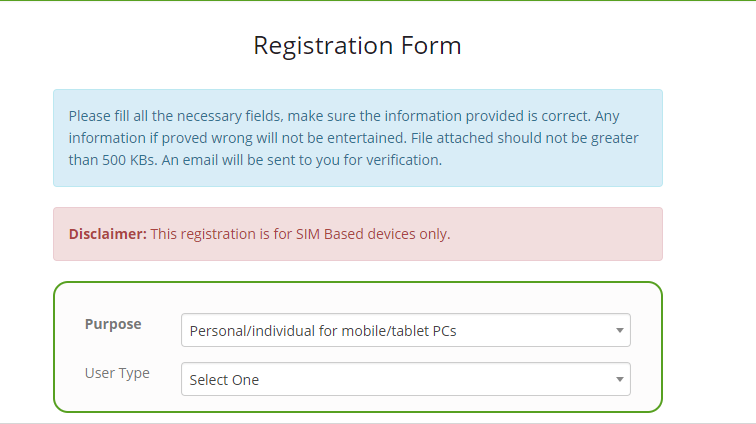 How to Register your Mobile Phone with PTA Online?