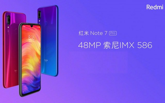 Xiaomi Redmi Note 7 Pro Price Leaked Ahead Of Launch