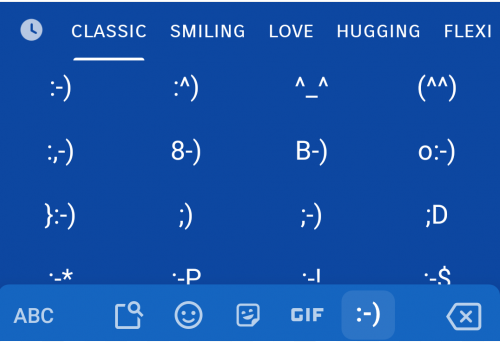 Gboard For Android Updated With Emoticons & Tweaked Material Theme