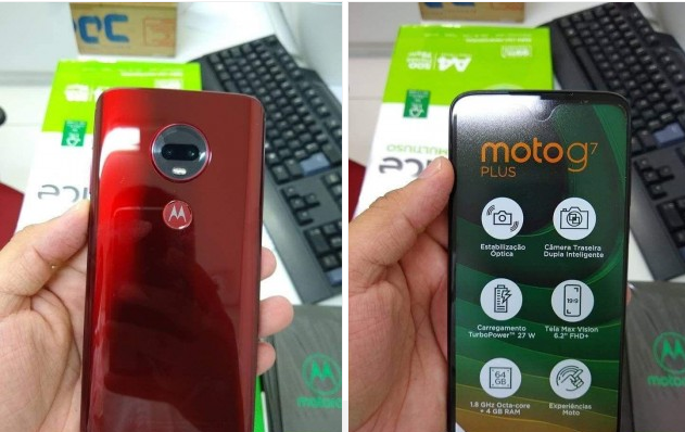 Moto G7 Plus Is Tipped To Feature 27W TurboPower Charging