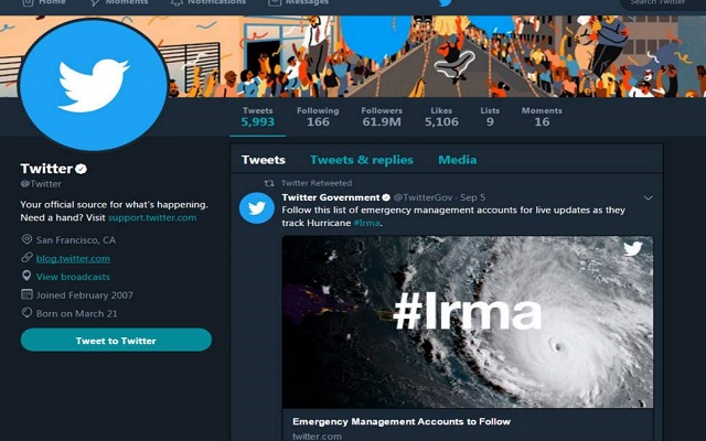 Twitter Improved Dark Mode will Launch Soon