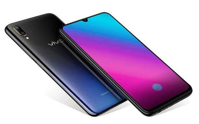 Vivo V11 with Android 9