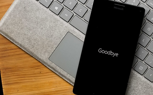 Photo of Goodbye Windows Phone- Microsoft Officially Confirms it