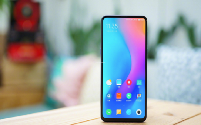 Xiaomi Mi 9 Concept Render Hints At Bezel-Less Display