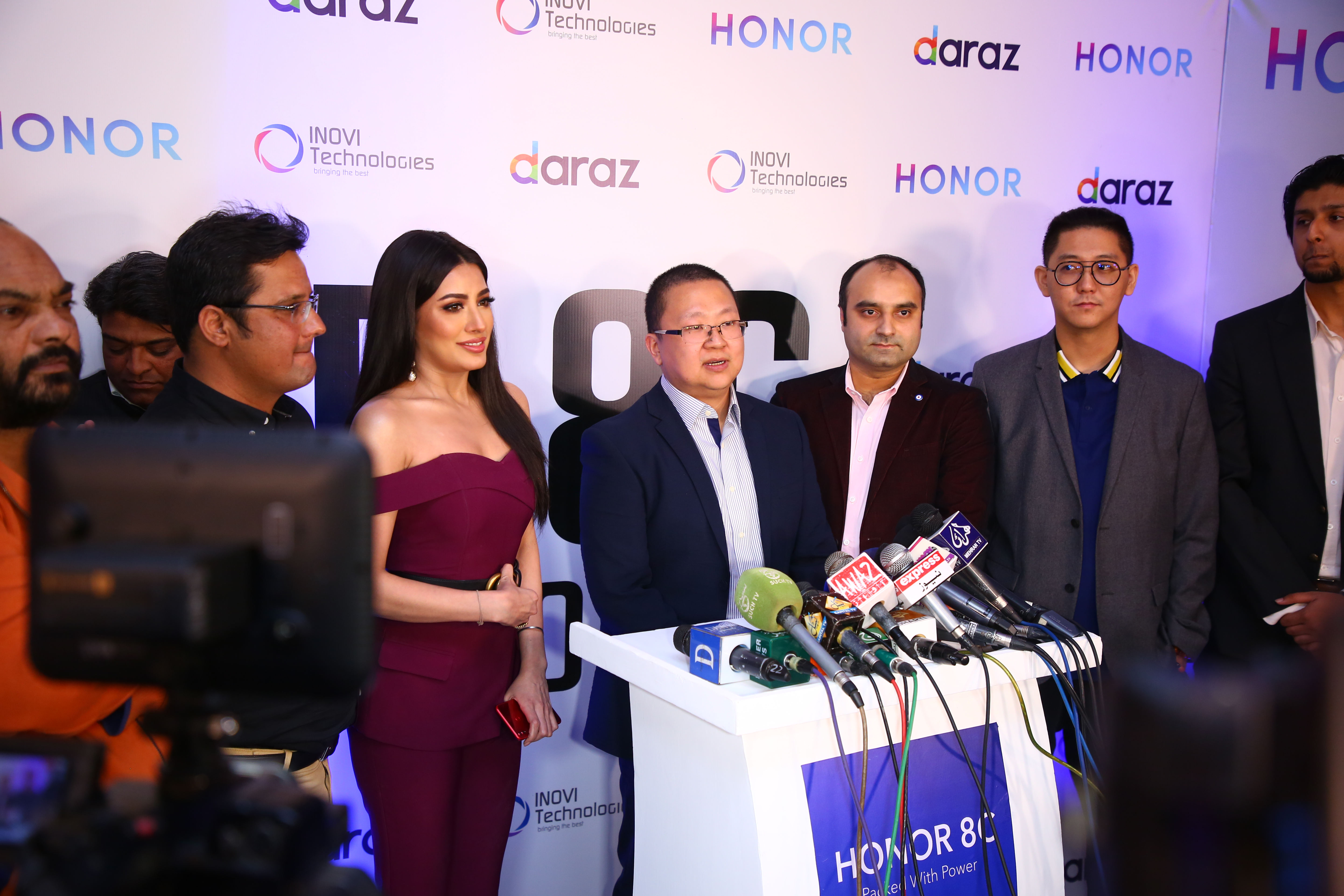 Honor 8C Launched in Pakistan with Amazing Power Packed Features
