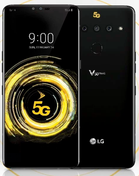 5G Phone LG V50 ThinQ Is Tipped To Go Official On Feb 24