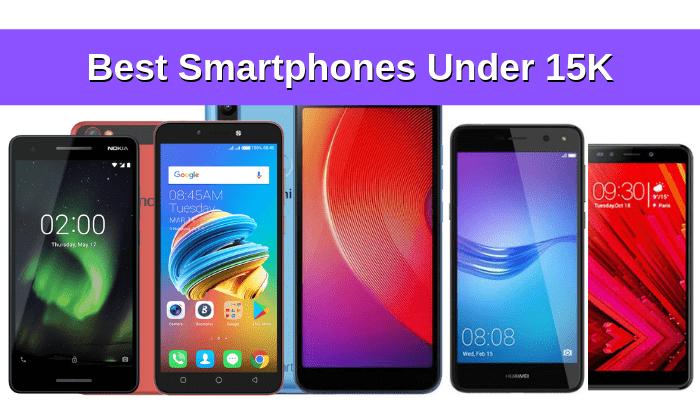 Best Smartphones Under 15K-min