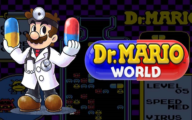 New Dr. Mario Game