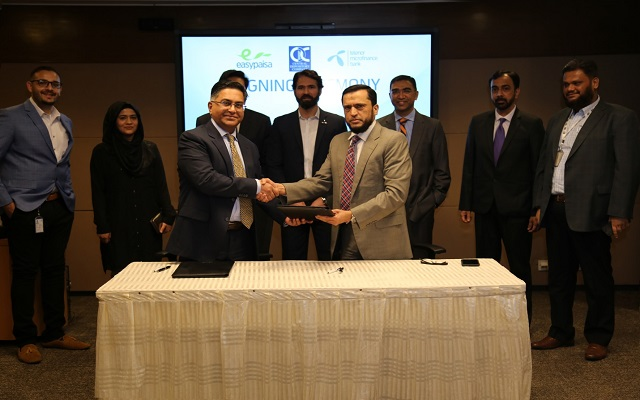 Easypaisa to Facilitate Central Depository Company's Account Holders