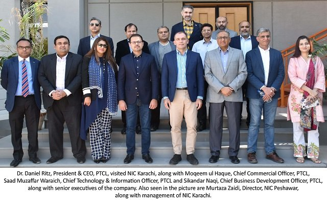Photo of PTCL Pledges Support to Startups Incubated at NIC Karachi
