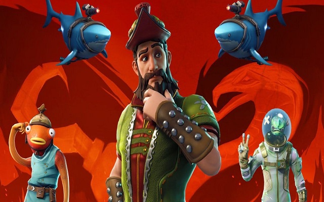 fortnite season 8 pirate theme will be available on february 28 - fortnite nokia 71