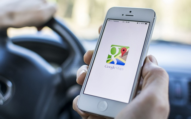 Google Maps for iOS Gets Follow Button