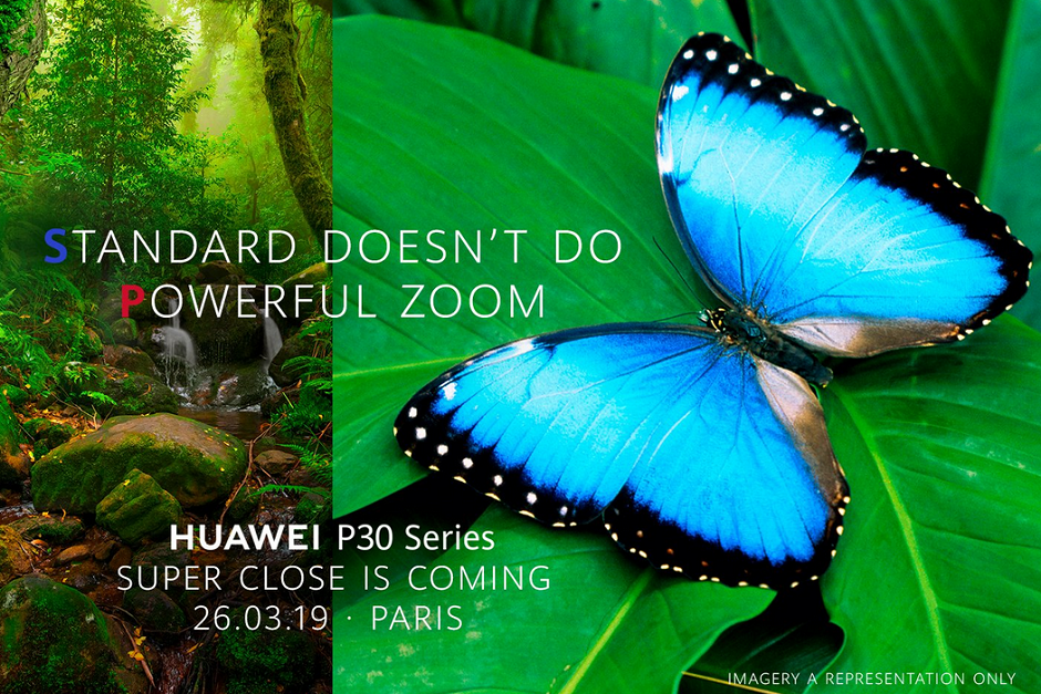 Huawei P30 Series To Come With Super Close Feature