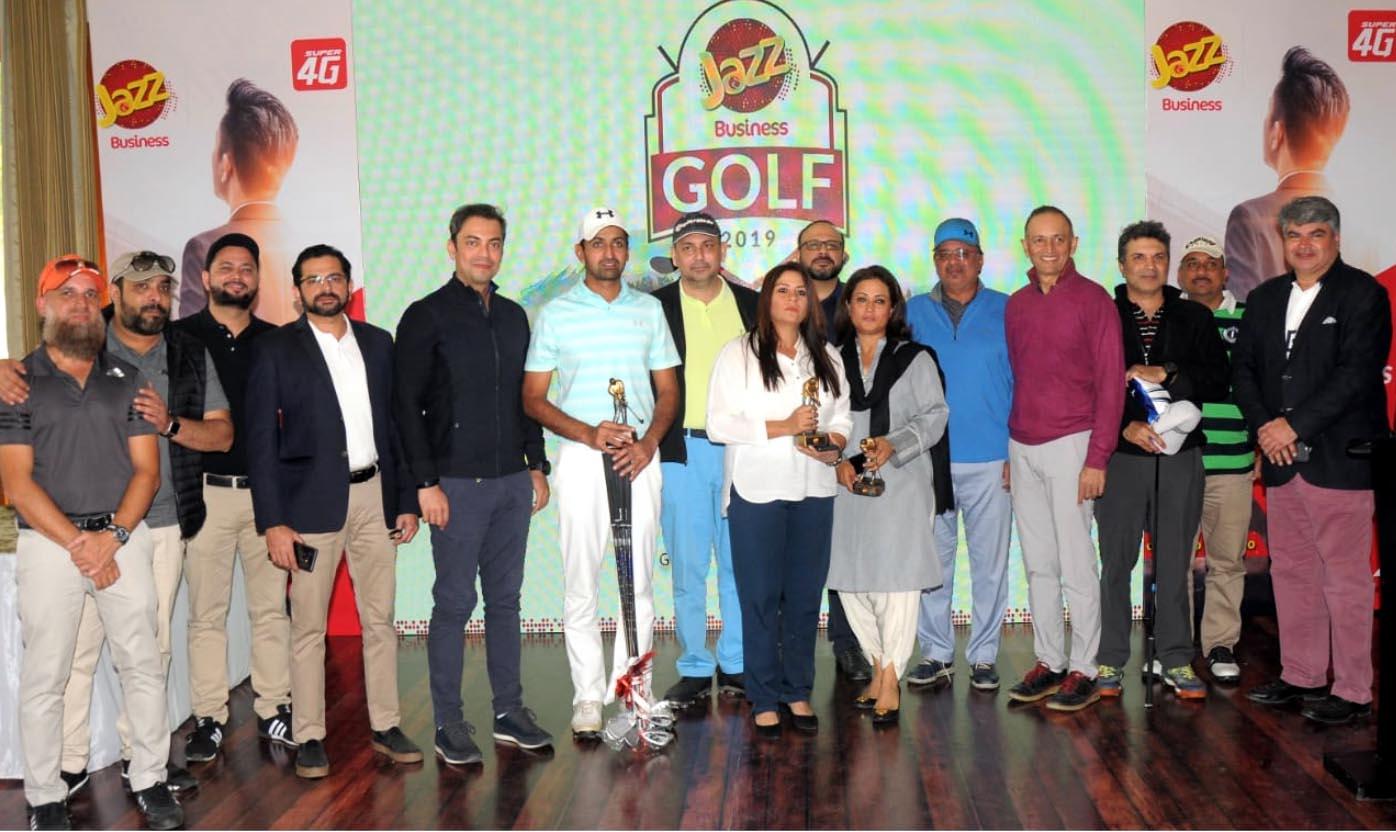 Jazz Business Golf Tournament 2019