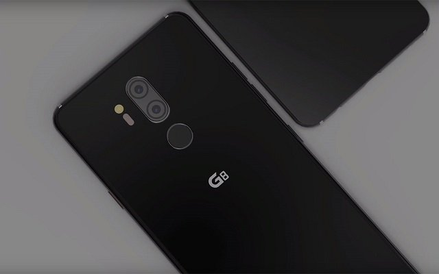 LG G8 ThinQ Battery Capacity Revealed