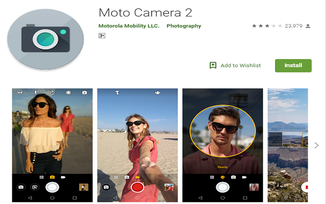 Moto Camera Update brings These Exciting Features