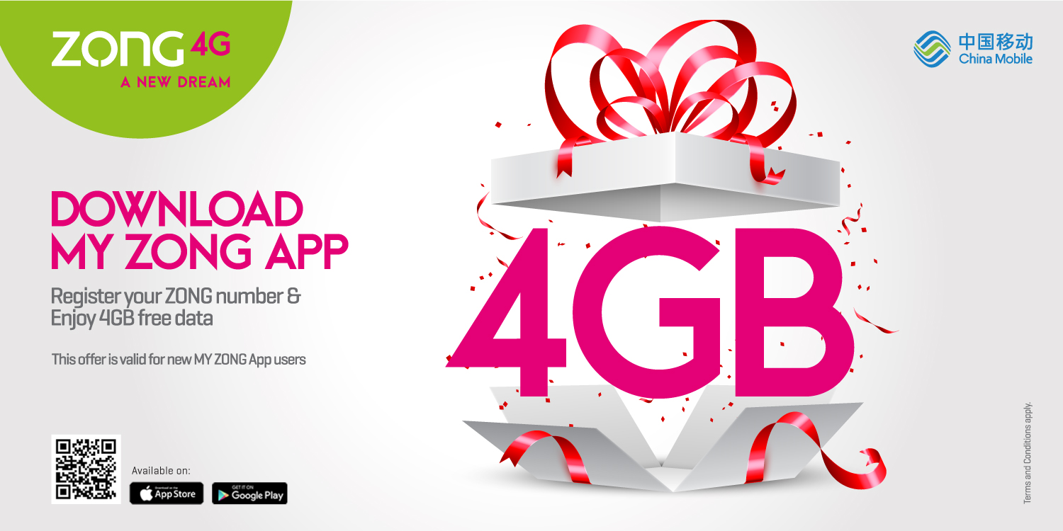 MyZong-APP-4GB-Offer