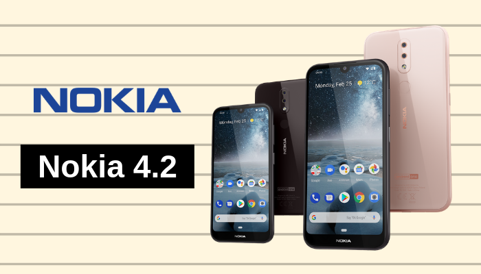 Photo of Meet the Nokia 4.2, A Budget Smartphone With Extremely Good Looks