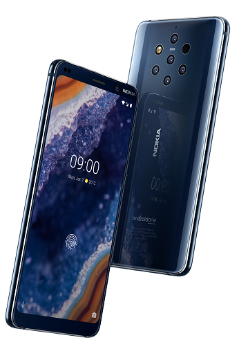 Nokia 9 Pure View Final Render