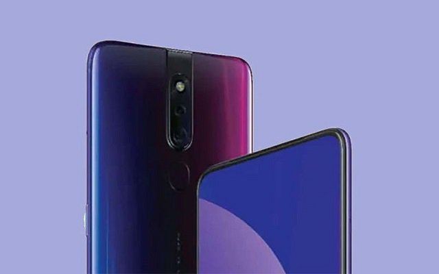 OPPO F11 Pro Color Options Revealed