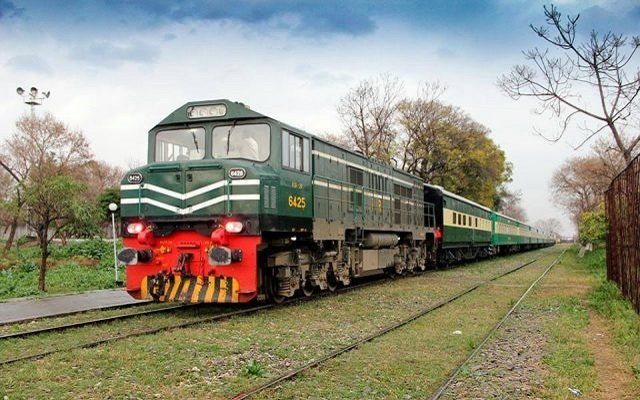 "Pakistan Railways Rolls Out ""Pak Rail Live"""