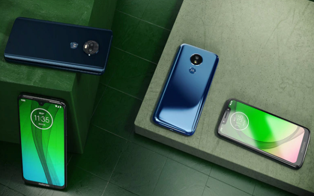 Quartet of Motorola G7 smartphones launched - Mobile Phones