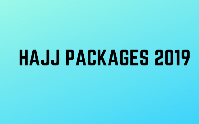 Hajj Packages 2019- Now Book Your Hajj Online Through these Website