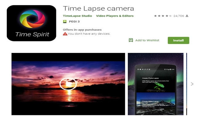 Best Time Lapse Apps