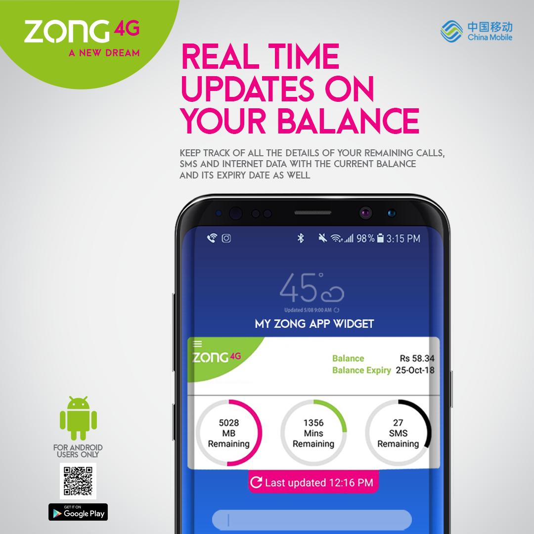Zong app