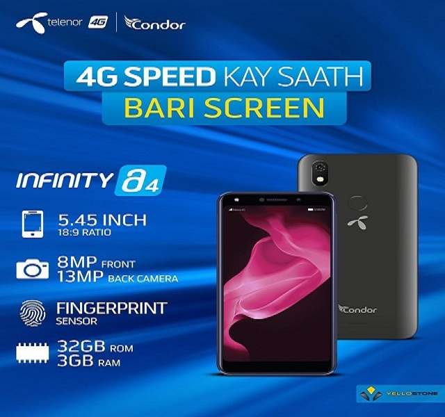 New Telenor Infinity Phones Introduced In Exclusive Partnership With Yellostone