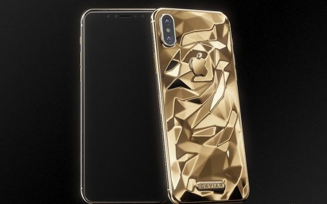 Will You Buy These Gold Plated Phones?