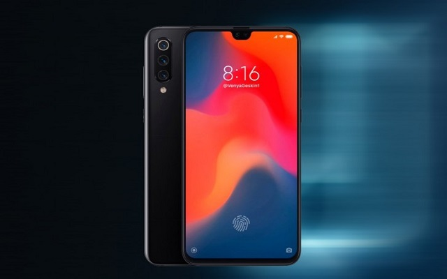 Xiaomi Mi 9 Live Photo Surfaced Online
