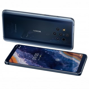 Nokia 9 Appears in Official Renders