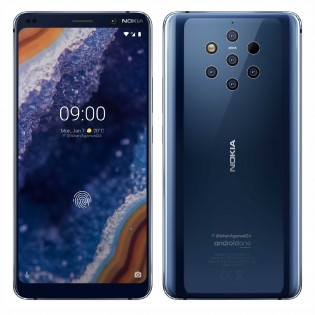 Nokia 9 Appears in Official Renders