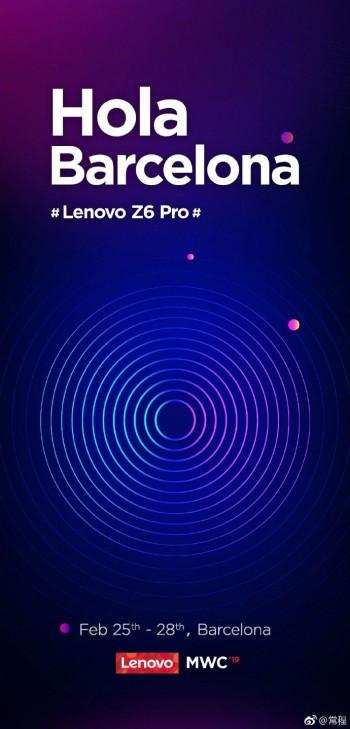 LenovoZ6 Pro