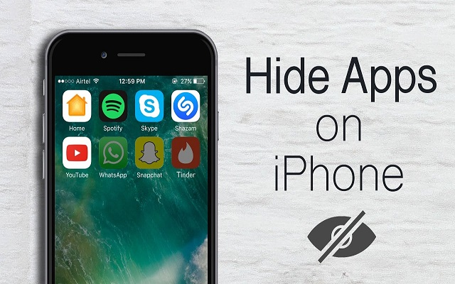 How To Hide Apps On Your iPhone (Hide Apps On iOS)