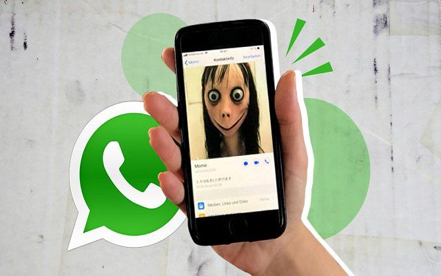WhatsApp Momo Challenge Reappears