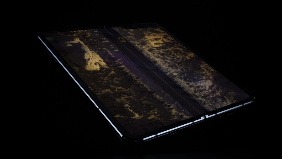 Much Awaited Samsung Galaxy Fold is Here with Price Tag of $1,980