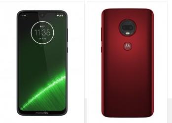 Motorola Introduces Moto G7 Series- All Time Fan-Favorite Mid Rangers