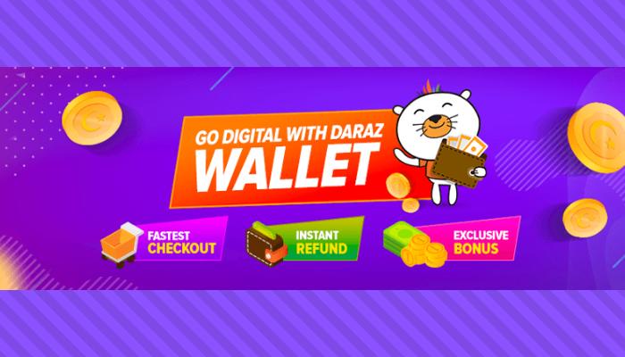Daraz Wallet