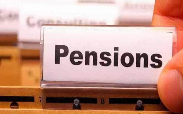 E-Pension System